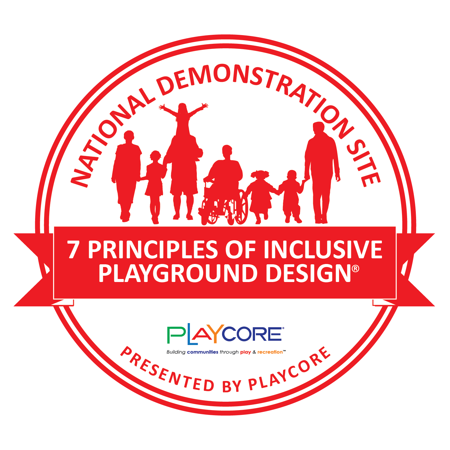 National Demonstration Site Seal - Inclusion