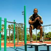 Outdoor Adult Fitness Od Cta