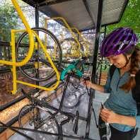 Bike Parking Cta