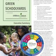Green Schoolyards Executive Summary Cover