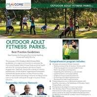 Outdoor Adult Fitness Parks Executive Summary Cta