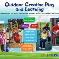 Outdoor Creative Play Cover Cta