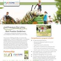 Pathways For Play Executive Summary Cta