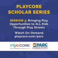 Play Core Scholar Series Session 3 On Demand