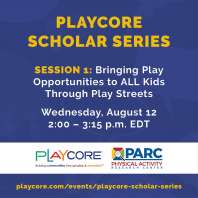 Play Core Scholar Series Square Banner4