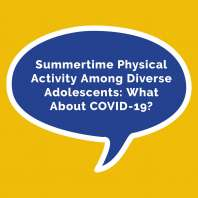 Play Core Scholar Series Summertime Physical Activity