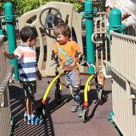 Playground Ramp Image Grid