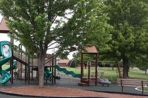 Nature Themed Playground Equipment 2 Grid