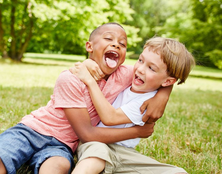 Kids Wrestling Play Single