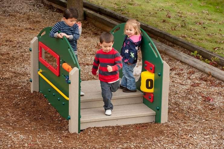 Big Toys Earlyworks Mec 009 Kinder Crossing 0082