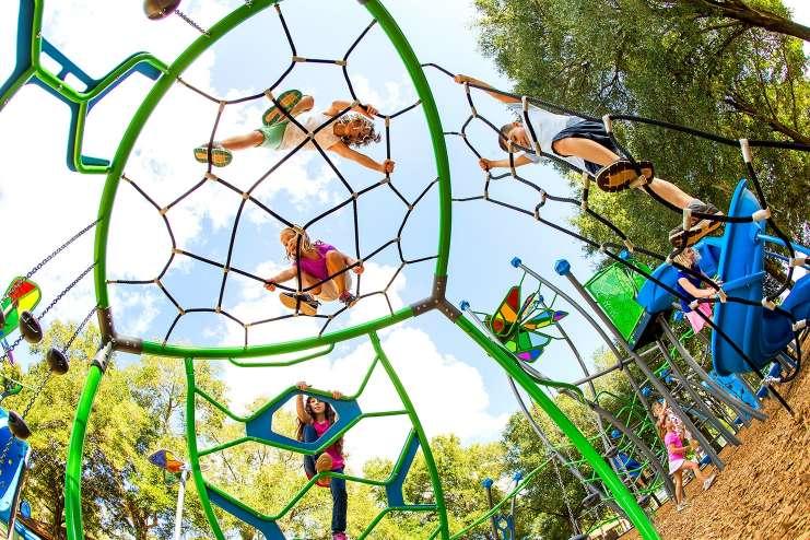 Red Bug Lake Park Playground 027