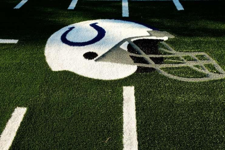 Sss Colts Helmet