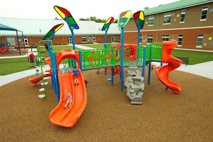 Sss School Playground