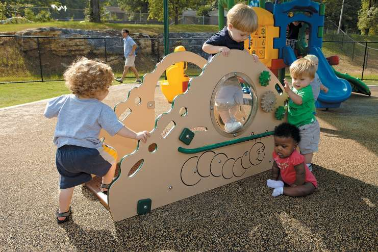 Ultra Play Early Play Crawl N Toddle 0123