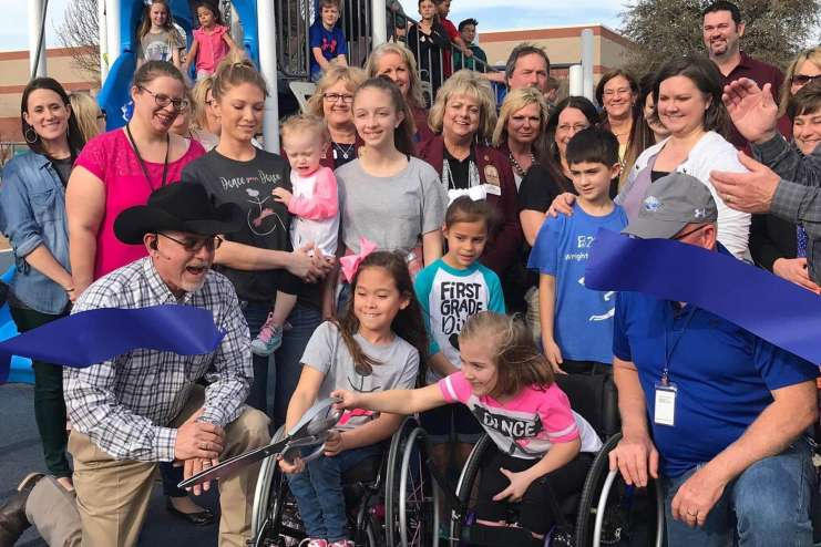Weatherford Ribbon Cutting Ceremony