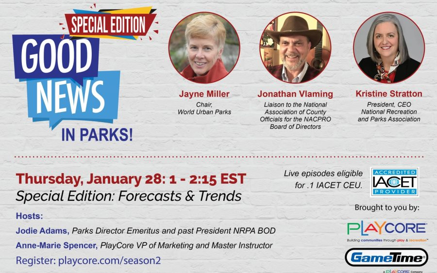 Good News In Parks Season 2 Banner Image Special Edition 1