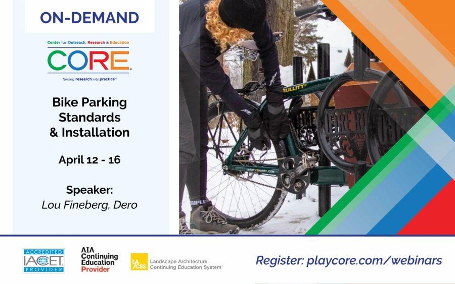 Webinar Banner Templates Bike Parking O Demand April 2021