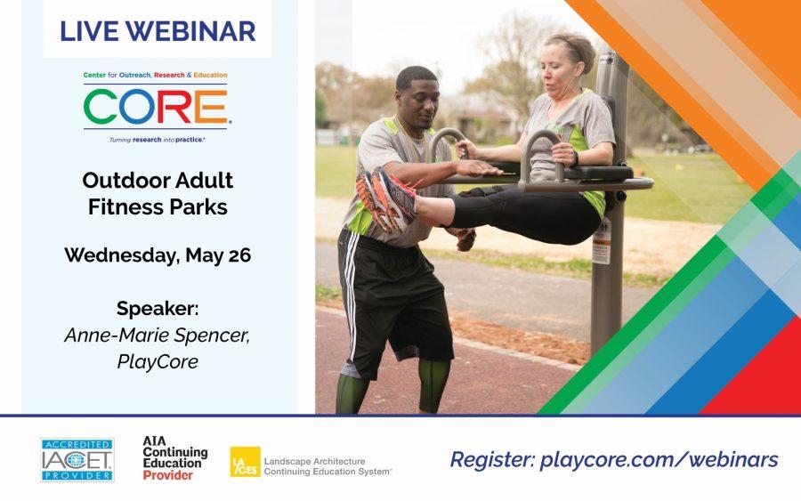 Webinar Banner Templates 2021 Outdoor Adult Fitness Parks