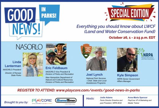 Good News In Parks Panel Information Special Edition