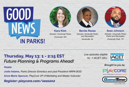 Good News In Parks Season 2 Banner Image Episode 5