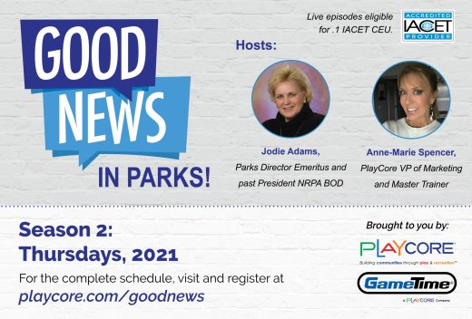Good News In Parks Season 2 Banner Image