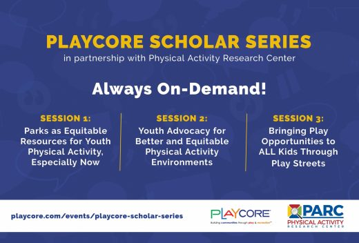 Play Core Scholar Series Banner On Demand