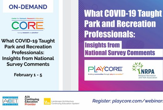 Webinar Banner Templates Covid 19 And Parks On Demand February 2021