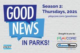 Good News In Parks Season 2 Banner Image