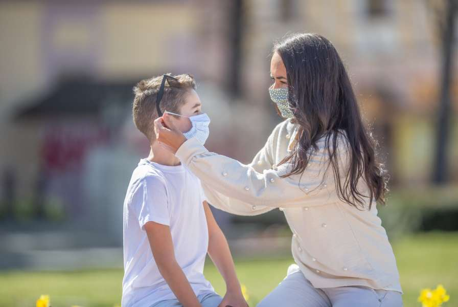 Parent Mask