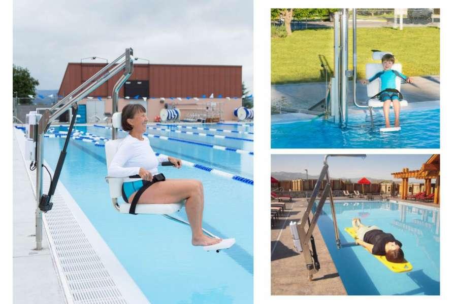 Ada Pool Lift Spectrum Aquatics