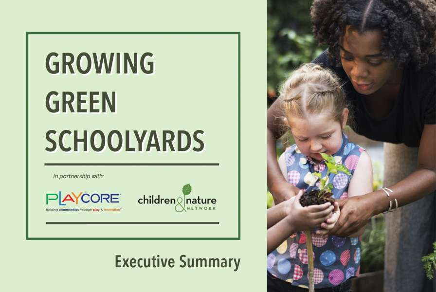 Green Schoolyards News Image