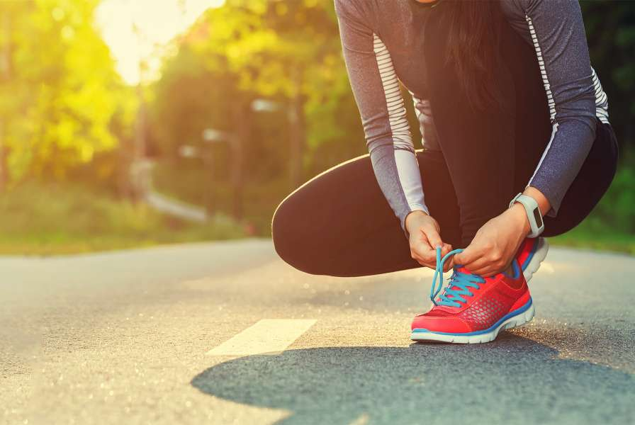 Health Activity Running Shoes