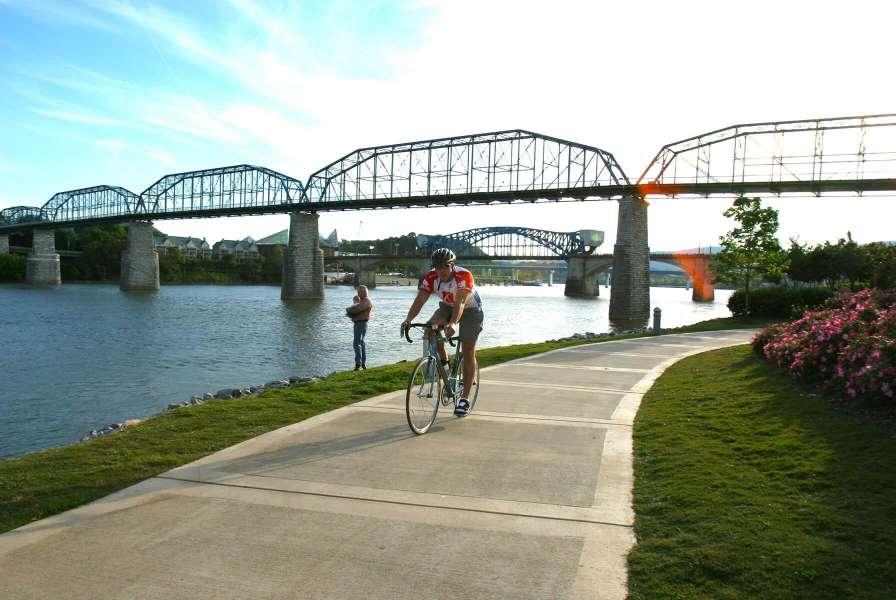 Riverwalk Chattanooga Tn
