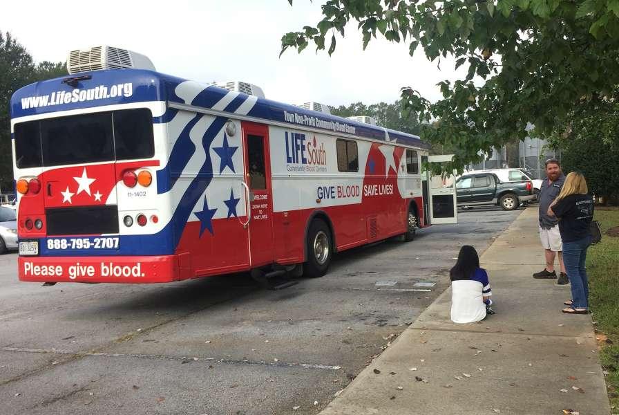 Srp Blood Drive News