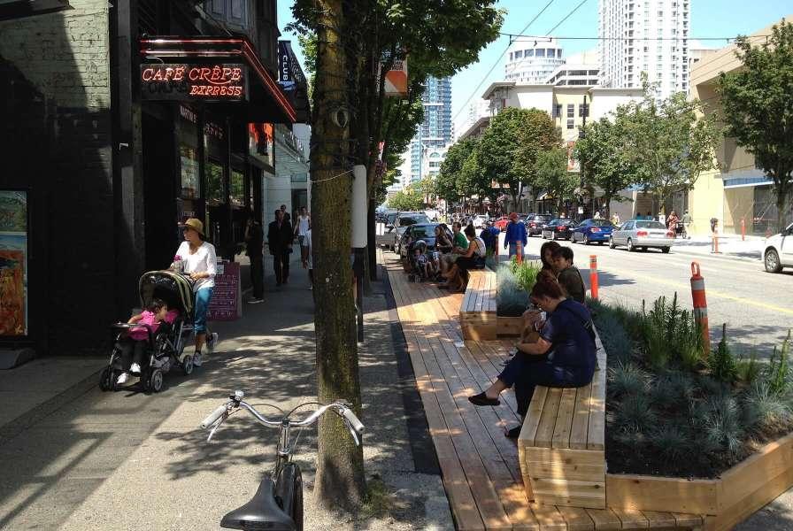 Vancouver Parklets