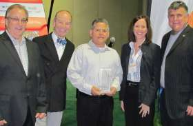 Hero Award Ramon Barajas