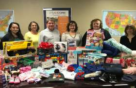 Robertson Industries Adopt A Family