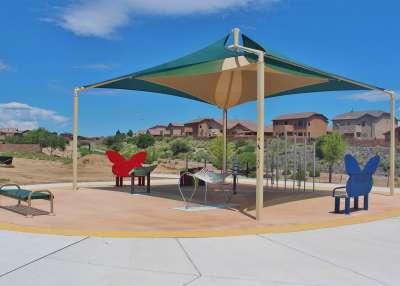 A Park Above Rio Rancho