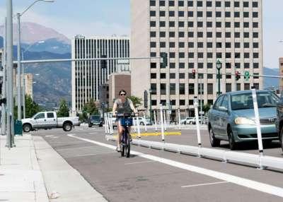 Colorado Springs Bikerail Project
