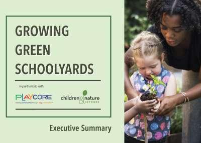 Green Schoolyards News Image
