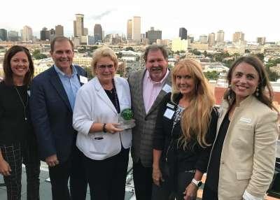 Jodie Adams Hero Award News