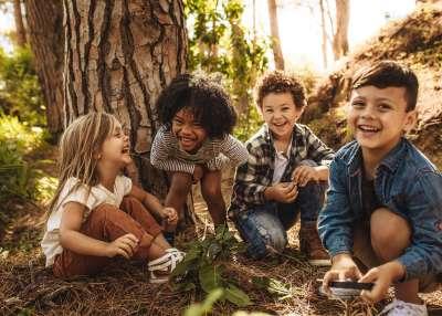 Natural Play Areas