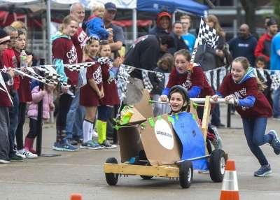 Push Cart Image