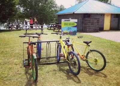 Cochrane Bike Sharing