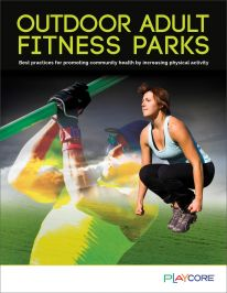 Outdoor Adult Fitness Parks Cover Rgb Gray Border
