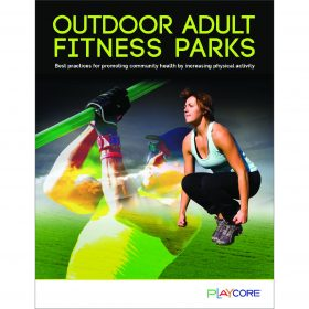 Outdoor Adult Fitness Parks Cover Square