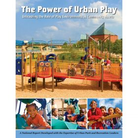 Power Of Urban Play Cover