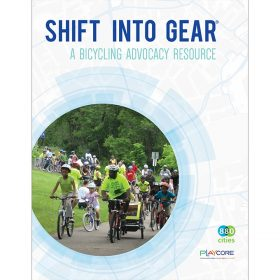 Shift Into Gear Cover 2018