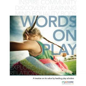 Words On Play Cover