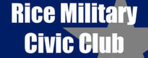 Rice Military Civic Club